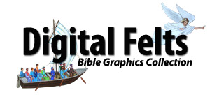 Bible Graphics Collection